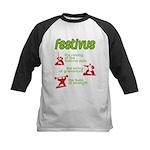 FESTIVUS™! Kids Baseball Jersey