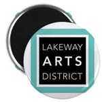 Lakeway Arts District Magnets