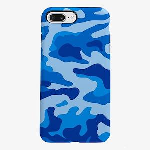 Sea camouflage iPhone 7 Plus Tough Case