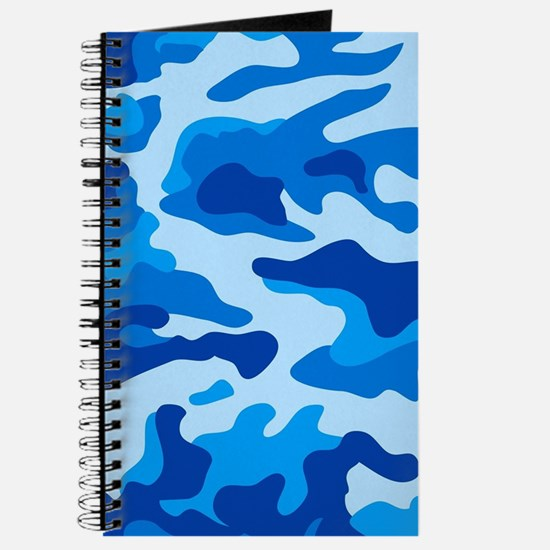 Sea camouflage Journal