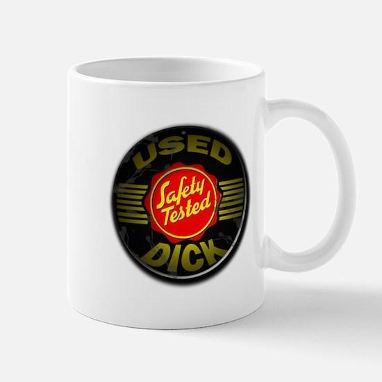 Used Dick Mug