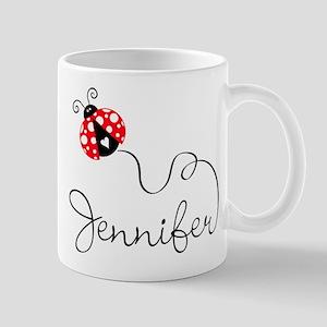 Ladybug Jennifer Mug