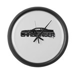 Challenger LX Large Wall Clock