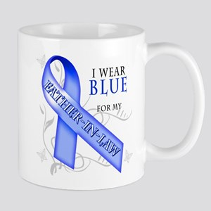 I Wear Blue for my Father-In-Law Mug