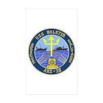 USS Bolster (ARS 38) Rectangle Sticker 50 pk)