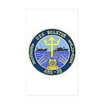 USS Bolster (ARS 38) Rectangle Sticker 10 pk)