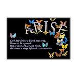 Butterflies Mini Poster Print