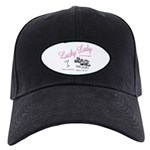 Lucky Lady Lounge Black Cap