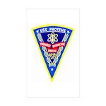 USS Proteus (AS 19) Rectangle Sticker 50 pk)