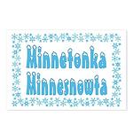 Minnetonka Minnesnowta Postcards (Package of 8)