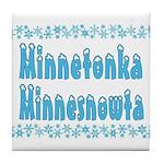 Minnetonka Minnesnowta Tile Coaster