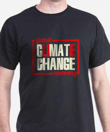 Climate Change Is A Lie T-Shirt