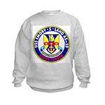 USS Emory S. Land (AS 39) Kids Sweatshirt