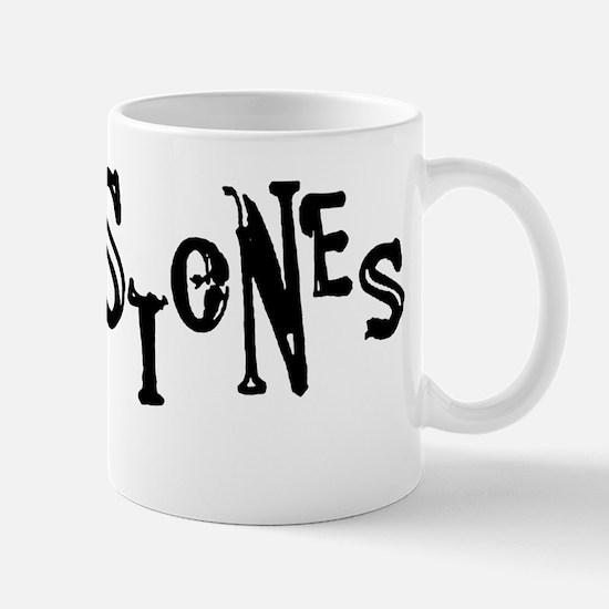 Black Stones (Blast) Mug