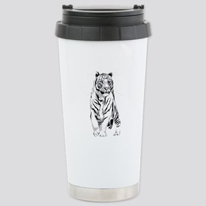 Standing Proudly Stainless Steel Travel Mug