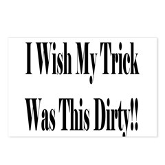 Dirty Trick Postcards (Package of 8)