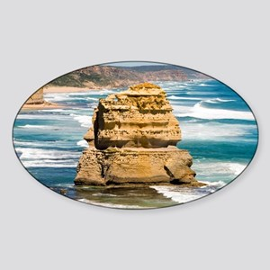 12 Apostles Oval Sticker
