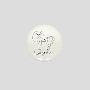 Liger Mini Button