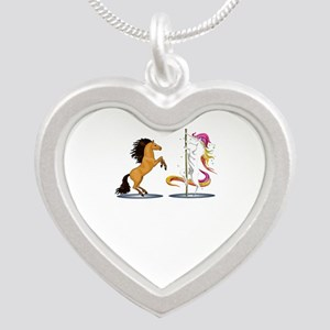 Your Wife My Wife Unicorn Pole Dancing g Necklaces