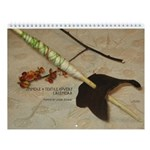 Spindle + Textile Lovers 2013 Wall Calendar