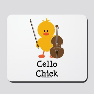 Cello Chick Mousepad