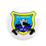 """USS Chickasaw (ATF 83) 3.5"""" Button (100 pack)"""