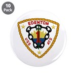 "USS Edenton (ATS 1) 3.5"" Button (10 pack)"