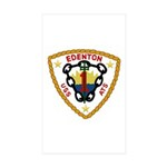 USS Edenton (ATS 1) Rectangle Sticker 50 pk)