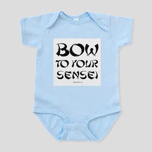 Bow to your sensei ~  Infant Creeper