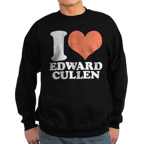 I Heart Edward Sweatshirt (dark)