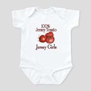 Jersey Tomatos Infant Bodysuit