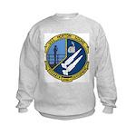 USS Norton Sound (AVM 1) Kids Sweatshirt