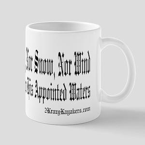 A Kayaker's Motto Mug