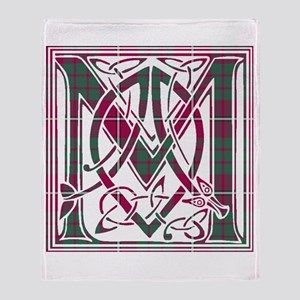 Monogram - MacGregor of Balquidder Throw Blanket