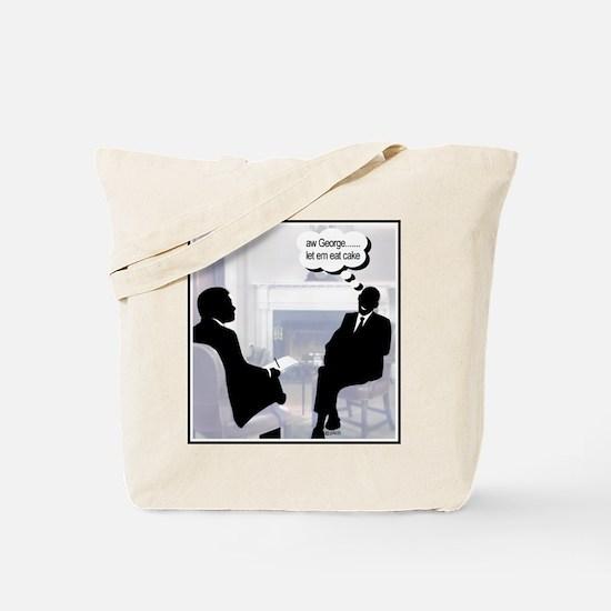 Cute Rhetoric Tote Bag