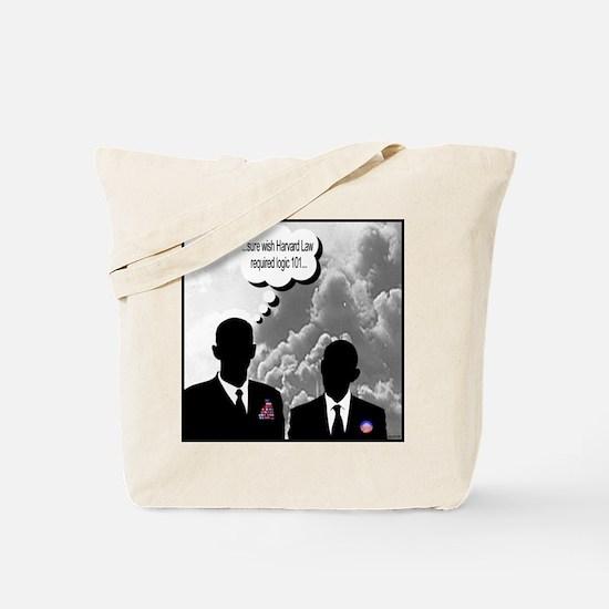 Unique Emperor obama Tote Bag