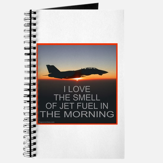 SMELL OF JET FUEL Journal