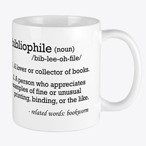 Bibliophile Definition Mug