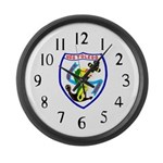 USS Toledo (CA 133) Large Wall Clock