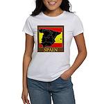 Spanish Map Women's T-Shirt