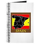 Spanish Map Journal