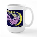 Believing Is Seeing Large Mug