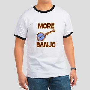 More Banjo Ringer T