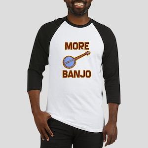 More Banjo Baseball Jersey