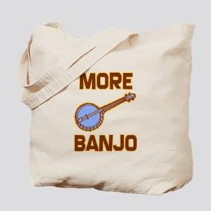 More Banjo Tote Bag