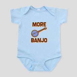 More Banjo Infant Bodysuit
