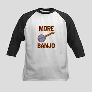More Banjo Kids Baseball Jersey
