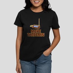 More Theremin Women's Dark T-Shirt