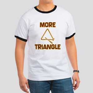 More Triangle Ringer T