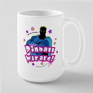 Cafe_Press_Wizard2pink_Design_OL_white Mugs